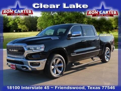 2019 RAM Ram Pickup 1500 for sale at Ron Carter  Clear Lake Used Cars in Houston TX