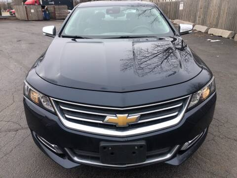 2014 Chevrolet Impala for sale at Pay Less Auto Sales Group inc in Hammond IN