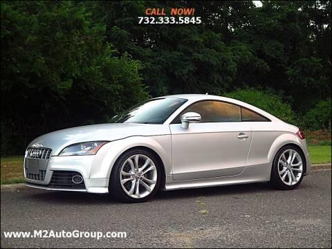 2009 Audi TTS for sale at M2 Auto Group Llc. EAST BRUNSWICK in East Brunswick NJ