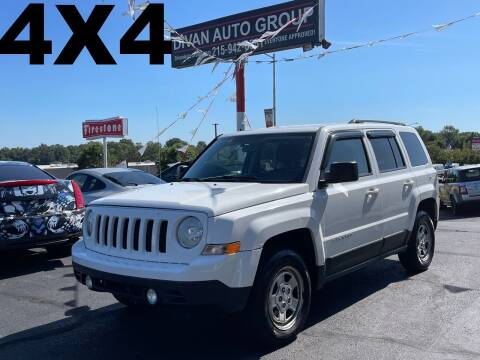 2011 Jeep Patriot for sale at Divan Auto Group in Feasterville Trevose PA