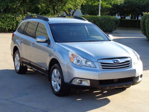 2012 Subaru Outback for sale at Auto Starlight in Dallas TX