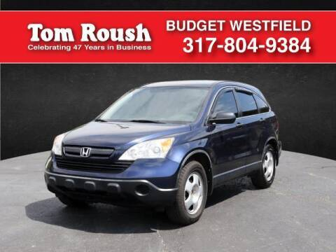 2008 Honda CR-V for sale at Tom Roush Budget Westfield in Westfield IN