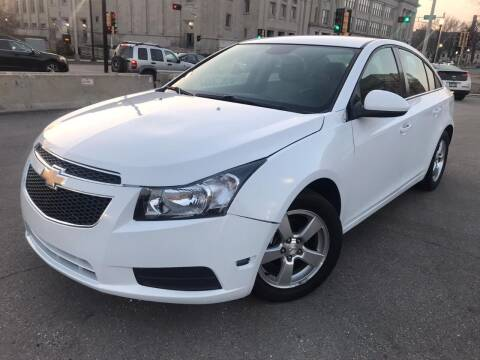 2014 Chevrolet Cruze for sale at Your Car Source in Kenosha WI