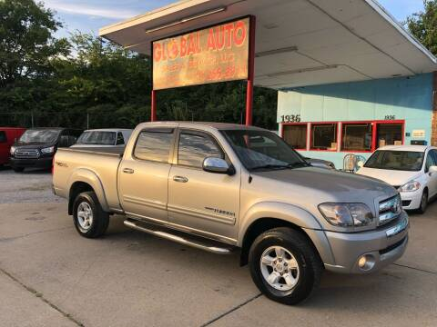 2006 Toyota Tundra for sale at Global Auto Sales and Service in Nashville TN