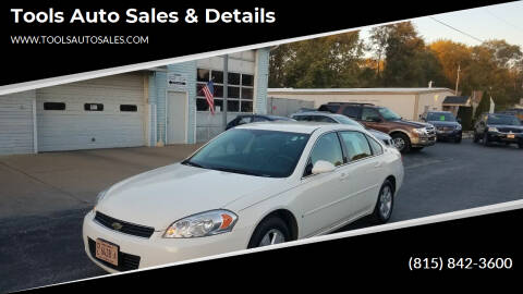 2007 Chevrolet Impala for sale at Tools Auto Sales & Details in Pontiac IL