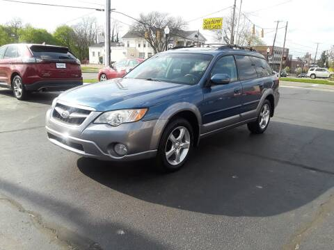 2009 Subaru Outback for sale at Sarchione INC in Alliance OH