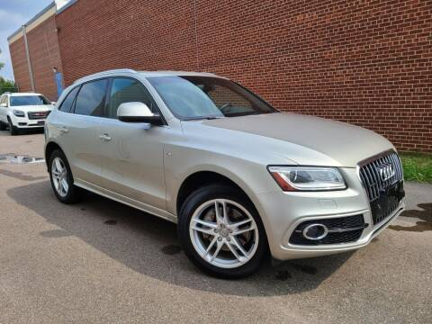 2013 Audi Q5 for sale at Minnesota Auto Sales in Golden Valley MN