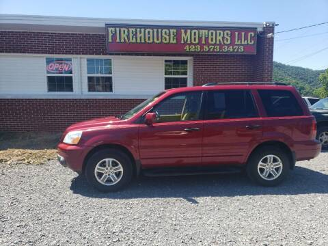 2005 Honda Pilot for sale at Firehouse Motors LLC in Bristol TN