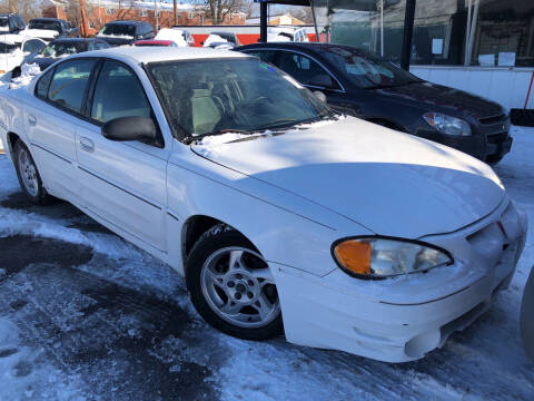 2004 Pontiac Grand Am for sale at Sonny Gerber Auto Sales in Omaha NE