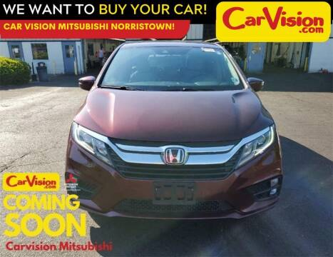 2018 Honda Odyssey for sale at Car Vision Mitsubishi Norristown in Norristown PA
