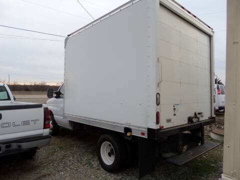 2011 Ford E-Series Chassis for sale at AUTO FLEET REMARKETING, INC. in Van Alstyne TX