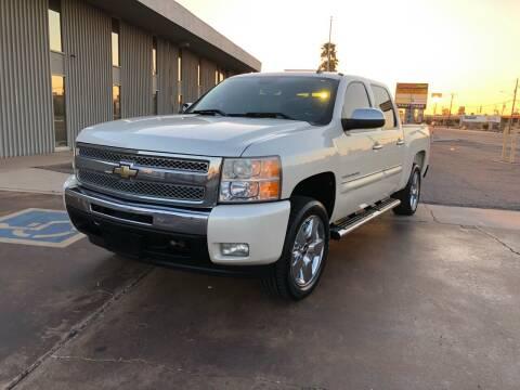 2011 Chevrolet Silverado 1500 for sale at EXPRESS AUTO GROUP in Phoenix AZ