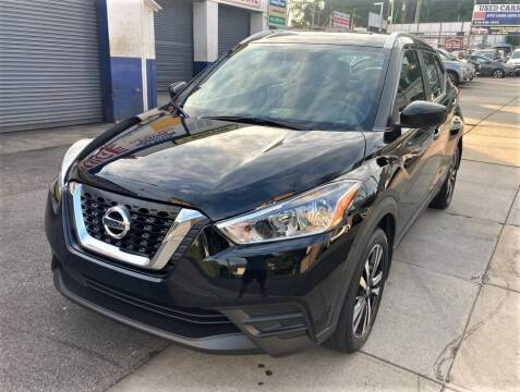 2019 Nissan Kicks for sale at US Auto Network in Staten Island NY