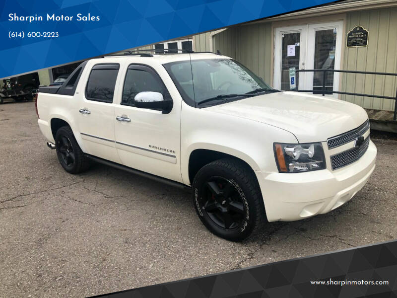2011 Chevrolet Avalanche for sale at Sharpin Motor Sales in Columbus OH