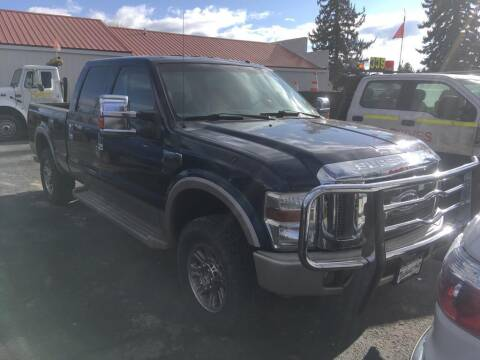 2008 Ford F-250 Super Duty for sale at Northwest Auto Sales & Service Inc. in Meeker CO