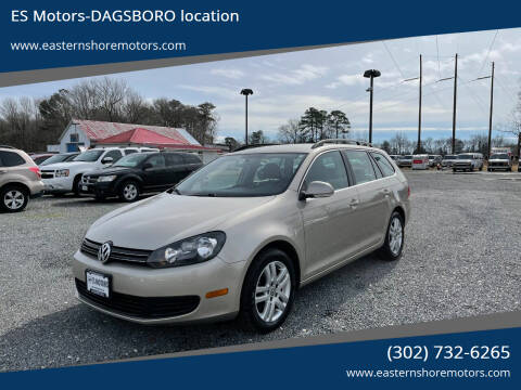 2012 Volkswagen Jetta for sale at ES Motors-DAGSBORO location in Dagsboro DE