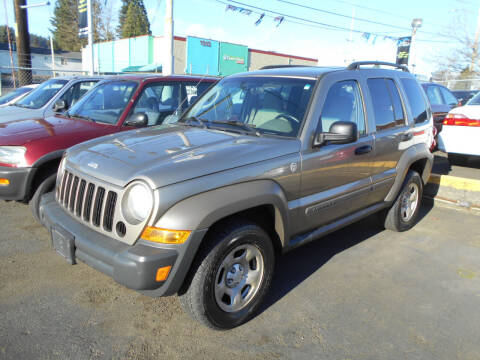 2007 Jeep Liberty for sale at Family Auto Network in Portland OR