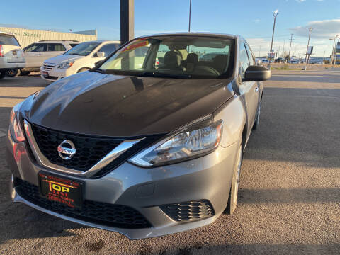 2017 Nissan Sentra for sale at Top Line Auto Sales in Idaho Falls ID