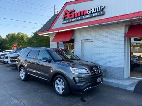 2016 Ford Explorer for sale at AG AUTOGROUP in Vineland NJ