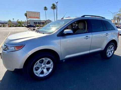 2012 Ford Edge for sale at Charlie Cheap Car in Las Vegas NV