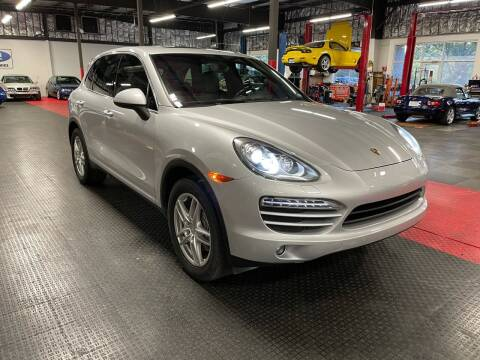 2012 Porsche Cayenne for sale at Weaver Motorsports Inc in Cary NC
