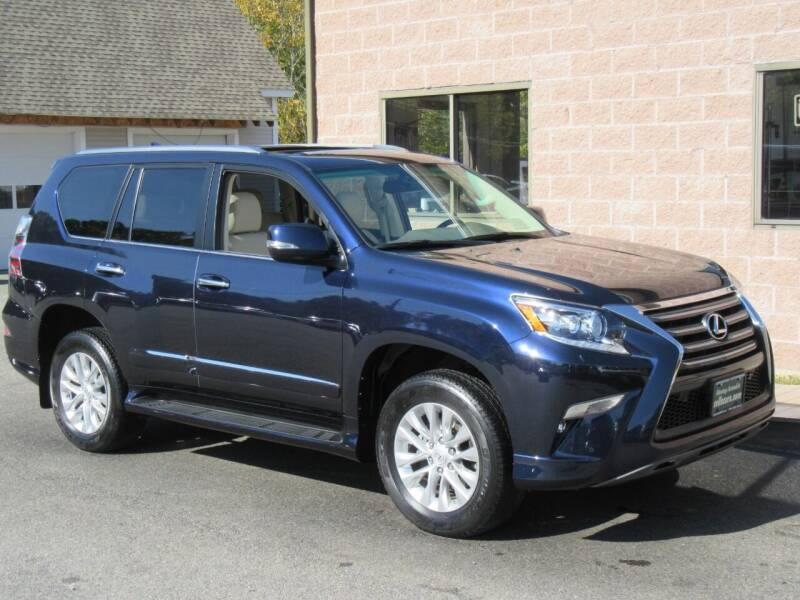 2017 Lexus GX 460 for sale at Advantage Automobile Investments, Inc in Littleton MA