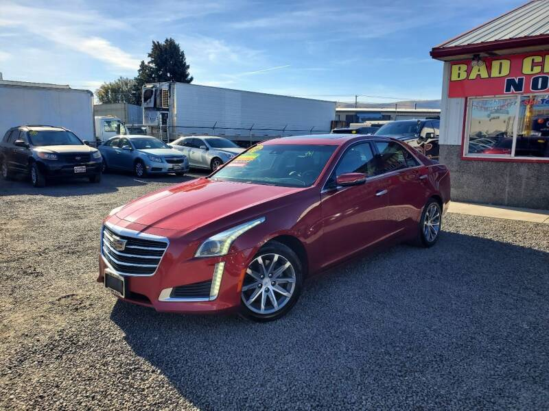 2016 Cadillac CTS for sale at Yaktown Motors in Union Gap WA