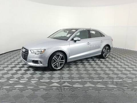 2019 Audi A3 for sale at Paradise Motor Sports LLC in Lexington KY