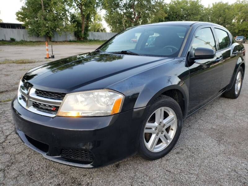 2011 Dodge Avenger for sale at Flex Auto Sales in Cleveland OH