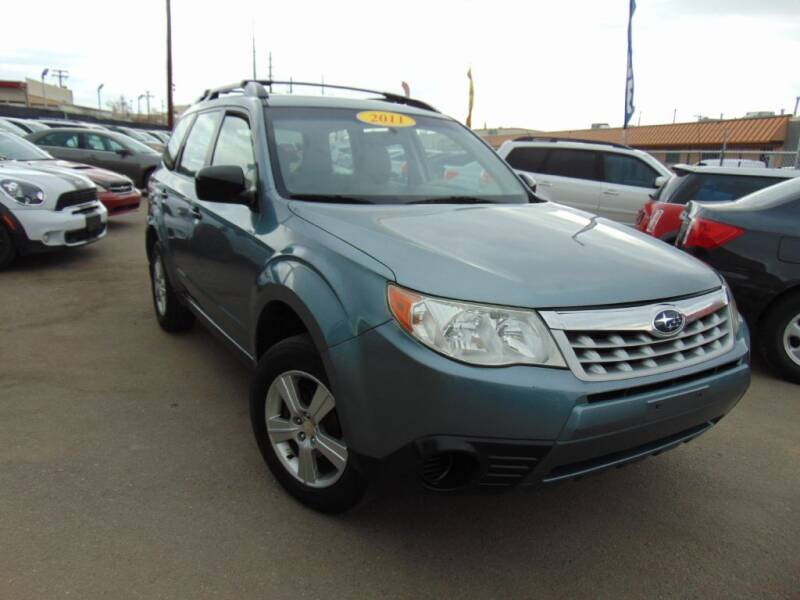 2011 Subaru Forester for sale at Avalanche Auto Sales in Denver CO
