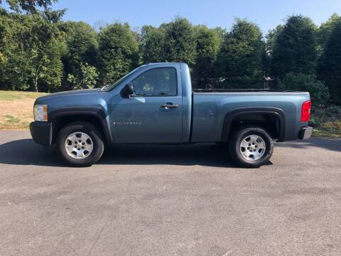 2008 Chevrolet Silverado 1500 for sale at DON'S AUTO SALES & SERVICE in Belchertown MA