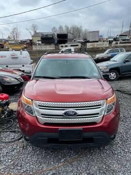 2014 Ford Explorer for sale at Keyser Autoland llc in Scranton PA