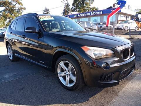 2013 BMW X1 for sale at All American Motors in Tacoma WA
