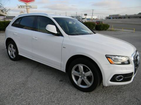 2012 Audi Q5 for sale at North American Motor Company in Fort Worth TX