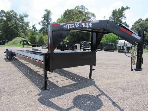 2021 TEXAS PRIDE 7' By 36' for sale at Park and Sell - Trailers in Conroe TX