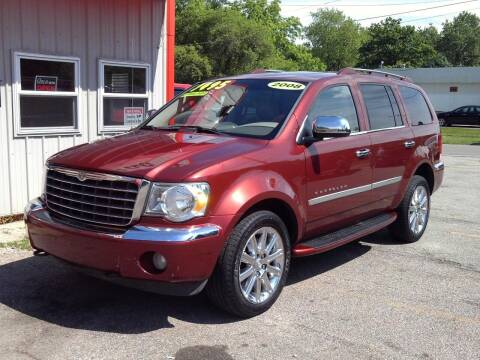 2008 Chrysler Aspen for sale at Midwest Auto & Truck 2 LLC in Mansfield OH