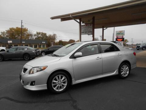 2009 Toyota Corolla for sale at W&W Dixie Motors Inc in Hickory NC