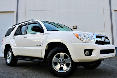 2007 Toyota 4Runner for sale at Chantilly Auto Sales in Chantilly VA