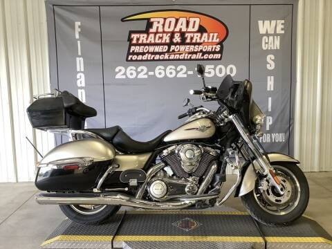 2010 Kawasaki Vulcan® 1700 Nomad™ for sale at Road Track and Trail in Big Bend WI