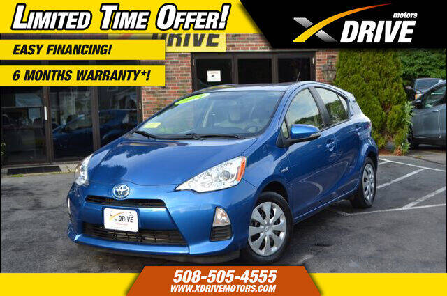 2014 Toyota Prius c for sale in West Bridgewater, MA
