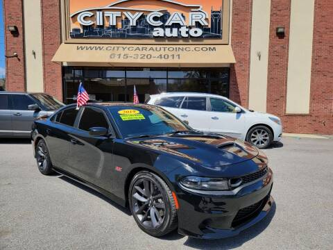 2019 Dodge Charger for sale at CITY CAR AUTO INC in Nashville TN