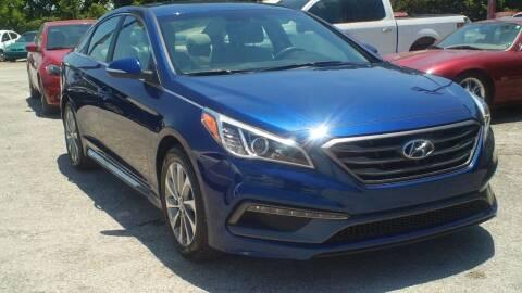 2016 Hyundai Sonata for sale at Global Vehicles,Inc in Irving TX