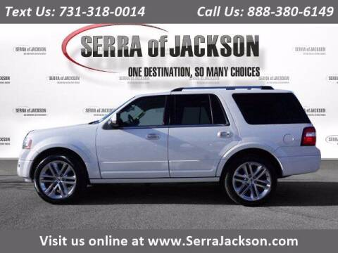 2015 Ford Expedition for sale at Serra Of Jackson in Jackson TN