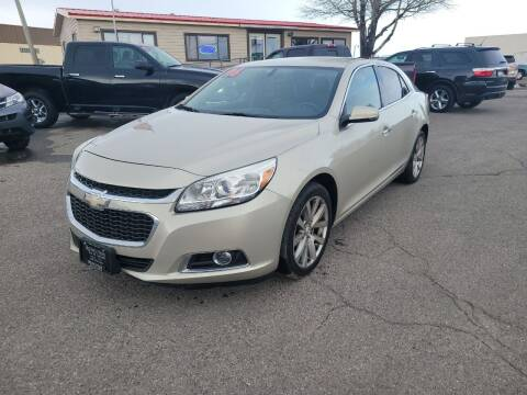 2014 Chevrolet Malibu for sale at Revolution Auto Group in Idaho Falls ID