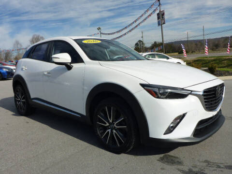 2016 Mazda CX-3 for sale at Viles Automotive in Knoxville TN