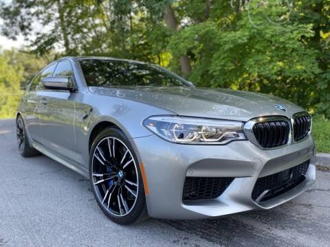 2018 BMW M5 for sale at HERSHEY'S AUTO INC. in Monroe NY
