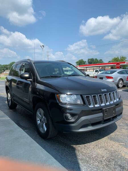 2014 Jeep Compass for sale at City to City Auto Sales in Richmond VA