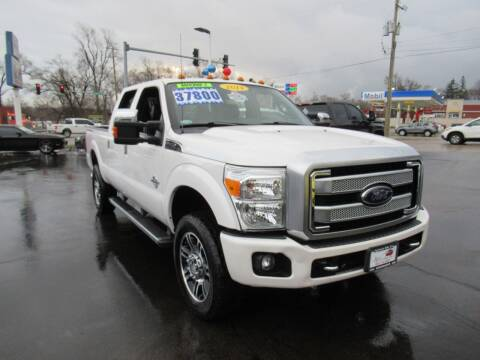 2014 Ford F-350 Super Duty for sale at Auto Land Inc in Crest Hill IL