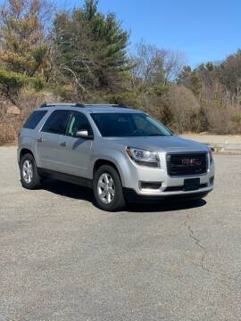 2014 GMC Acadia for sale at Westford Auto Sales in Westford MA