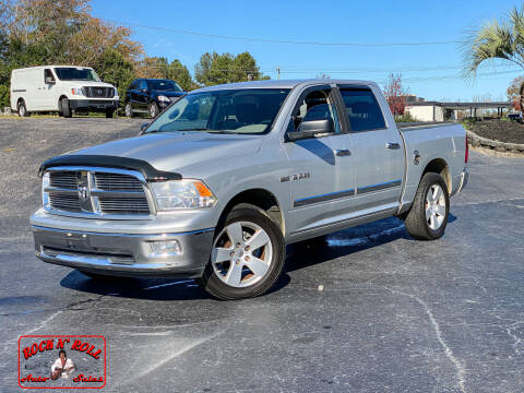 2009 Dodge Ram Pickup 1500 for sale at Rock 'n Roll Auto Sales in West Columbia SC